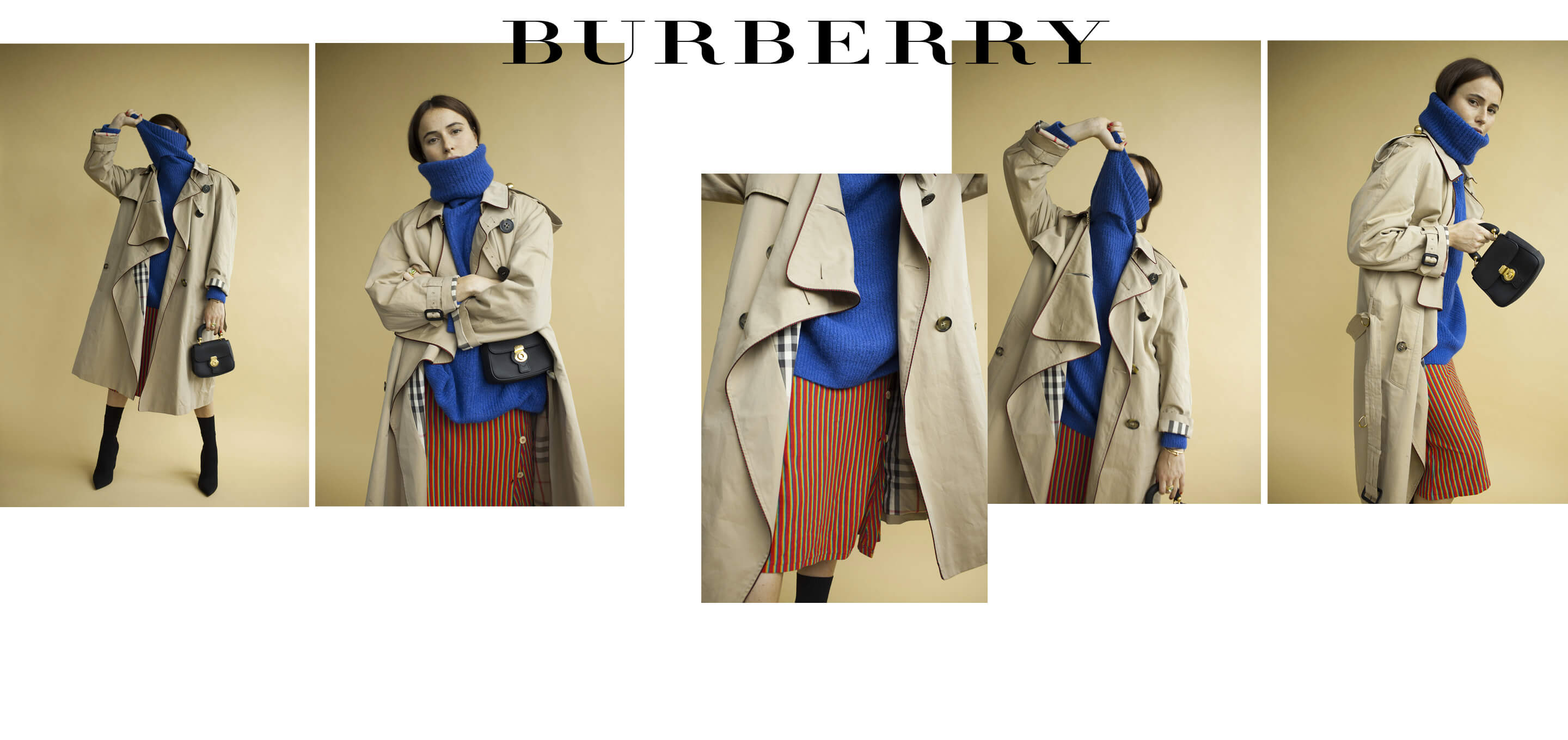 BURBERRY Showlook