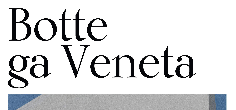 Bottega Veneta VVII