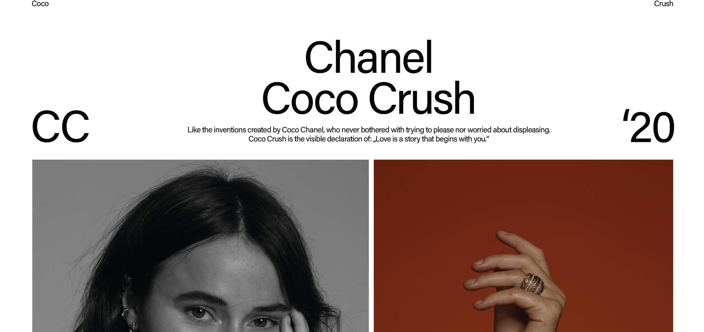 Chanel Coco Crush 1.2