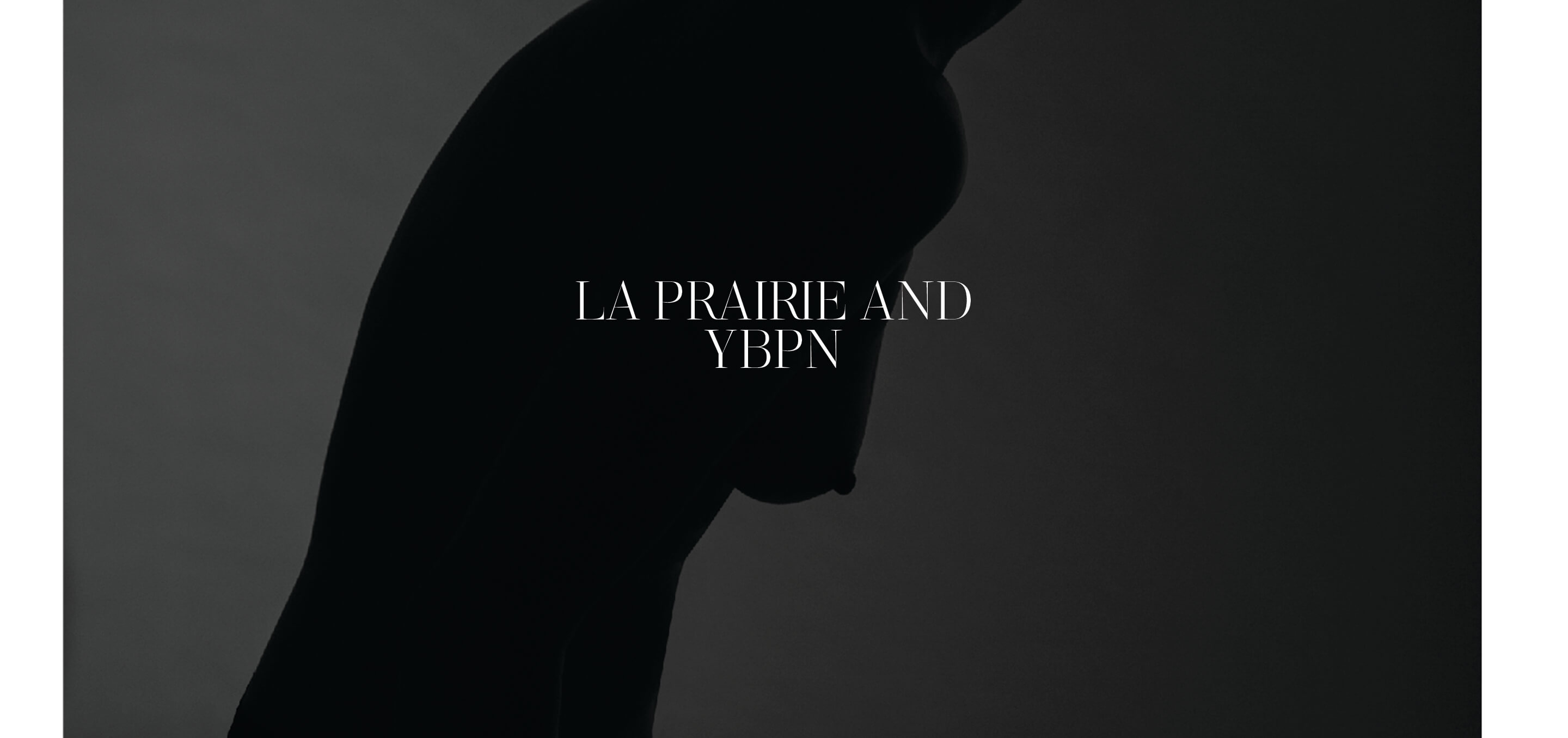 La Prairie – The science of light and shadow II